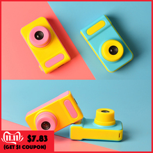 Children Cute Mini Camera Kids Educational Toys for Children Baby Gifts Birthday Gift Digital Camera Cartoon Game Photo