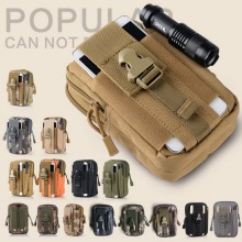 Litthing Men Tactical Molle Pouch Belt Waist Pack Bag Pocket Military Waist Pack Running Pouch Travel Camping Bags Outdoor Tool