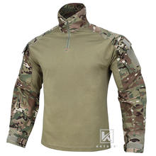 Krydex g3 тактическая БДУ охотничья боевая рубашка для улицы