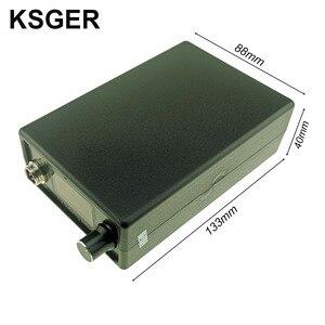 Image 3 - KSGER Estación de soldadura OLED STM32 V3.1S T12, aleación de aluminio, FX9501, mango, herramientas eléctricas, calentamiento rápido, puntas de hierro T12, 8s, latas