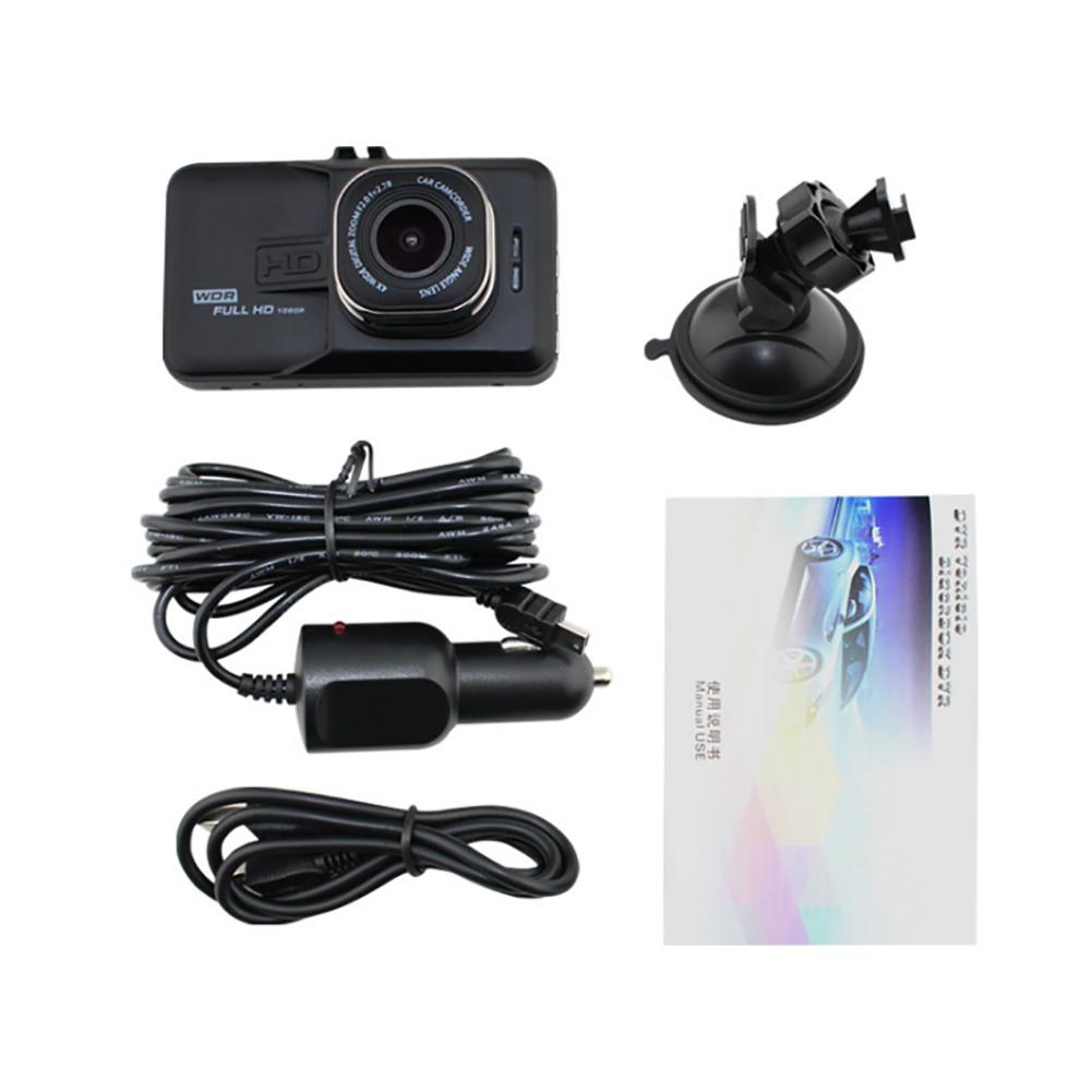 "Image 4 - Auto Camera Car DVR Recorder Dashcam Full HD 1080P 3 ""Car Dash Cam Car Camera With Motion Detection Night Vision G Sensor-in DVR/Dash Camera from Automobiles & Motorcycles"
