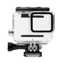 For Gopro Sports Camera Bag Waterproof Protection Housing Case Divingshell for Gopro Hero7 High Quality Accessories dropshipping 10pcs lot zl30111 qfp new original genuine