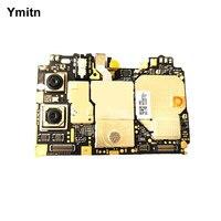 Ymitn Entsperrt Wichtigsten Mobilen Bord Mainboard Motherboard Mit Chips Schaltungen Flex Kabel Für Xiaomi A2 Lite MiA2 Mi A2 Lite 6 pro
