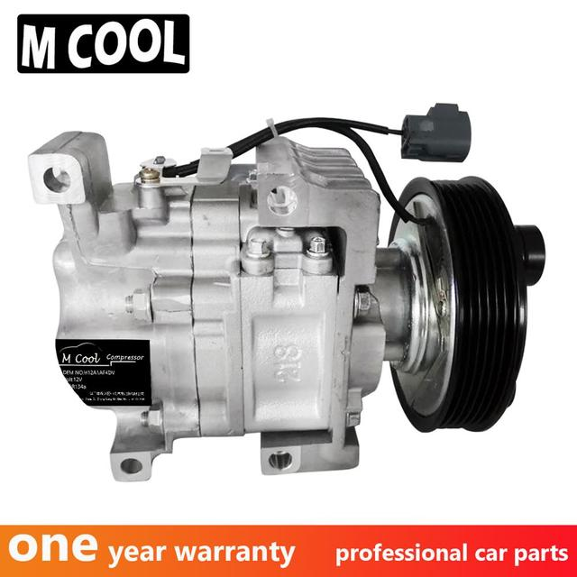 High Quality New AC Compressor For Mazda 6 For Atenza 1.8L 2.0L 2.3L H12A1AF4DV H12A1AF4DW H12A1AK4D