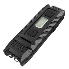 100% NITECORE THUMB 120 градусов наклонный USB Перезаряжаемый рабочий светильник