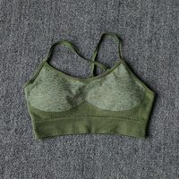 ArmyGreen -11 colors seamless yoga suit