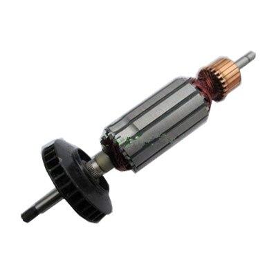 AC220-240V Armature rotor anchor Replacement for DeWALT DW824 125 DW821 DW818 DW456K DW456 D28154 D28153