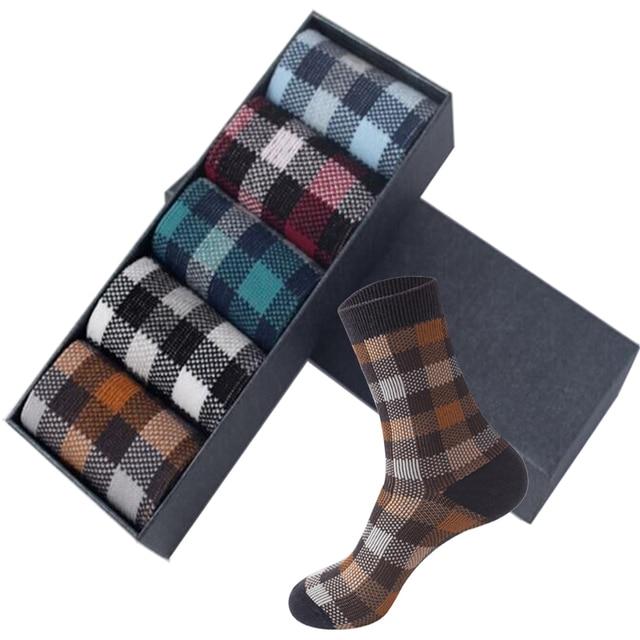 Men's Casual Business Socks