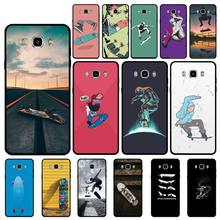 yinuoda pantone candy color case luxury for samsung galaxy note 9 a3 a5 a6 a7 mobile phone accessories Yinuoda skateboard case luxury for samsung galaxy note 9 a3 a5 a6 a7 mobile phone accessories