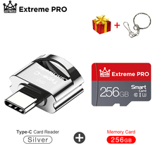 TF Card Reader Micro-USB/Type-C OTG Adapter Type-C Memory Card Reader For Samsung Macbook Huawei honor usb flash drive