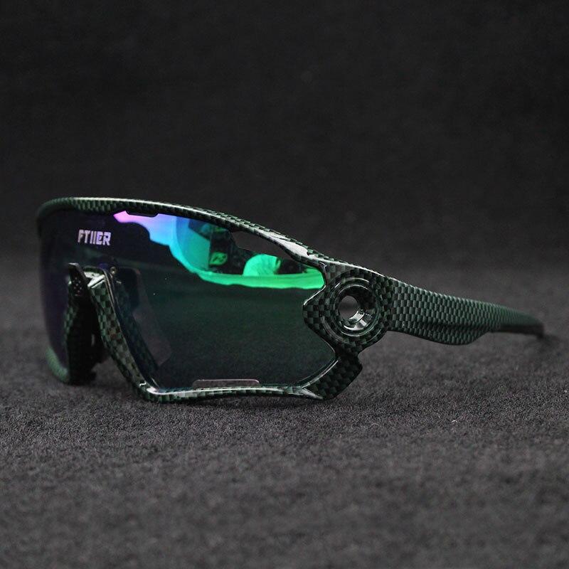 Óculos de Ciclismo Polarizado 4
