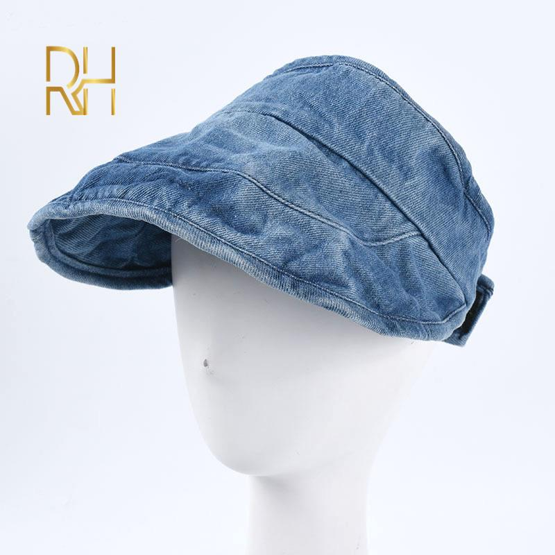 MINI Boutique Summer Outdoor Baseball Cap Retractable Anti-UV Breathable Quick Dry Hat Sun Protection Adjustable Snapback Visor Men Women
