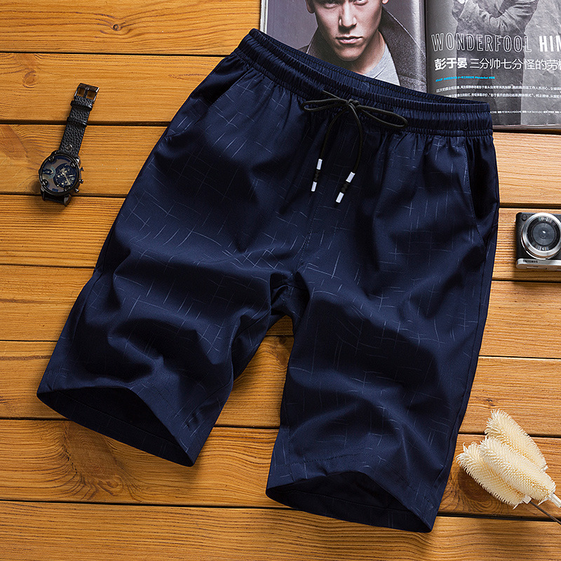 2018 Summer New Style Shorts Men Fashion Casual Summer Beach Shorts Men's Athletic Pants Shorts Large Size Batch