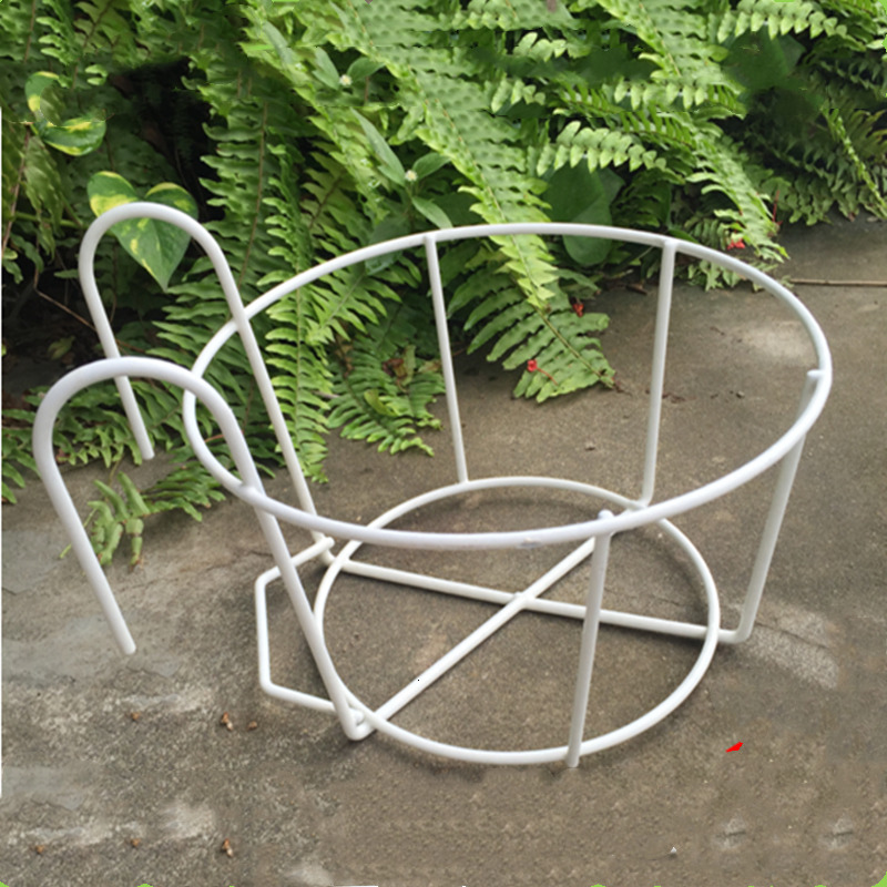 Wall Flower Airs Flower Basket Frame Flowerpot Pylons Hanging Wall Type Green Luo Shelves Hang Wall Wall Hanging Flower Rack