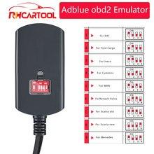 5/10 stücke OBD2 Diagnose werkzeug AdBlue Emulator 9 IN 1 Für SCANIA für DAF für RENAULT für CUMMINS AdBlue 9in1 volle Chip