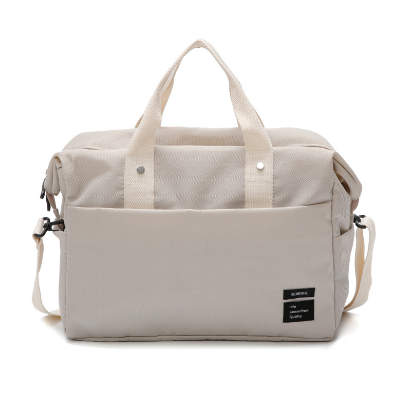 Travel Bags Women Men Canvas High Capacity Waterproof High Quality Multiple Pockets Cubes Weekend Business Luggage Duffle Bag