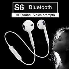 Bluetooth наушники для спорта, бега, беспроводная гарнитура с шейным ободком, гарнитура с микрофоном, стерео музыка для всех смартфонов, наушники, гарнитура