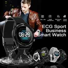 1.54 Inch Q8 Smart Watch Fashion Sport Watch IP68 Heart Rate Detection Blood Pressure Monitor TFT Color Screen PPG HRV Dynamic(China)