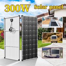 солнечная панель 12v 300 Вт набор солнечных панелей 150 100