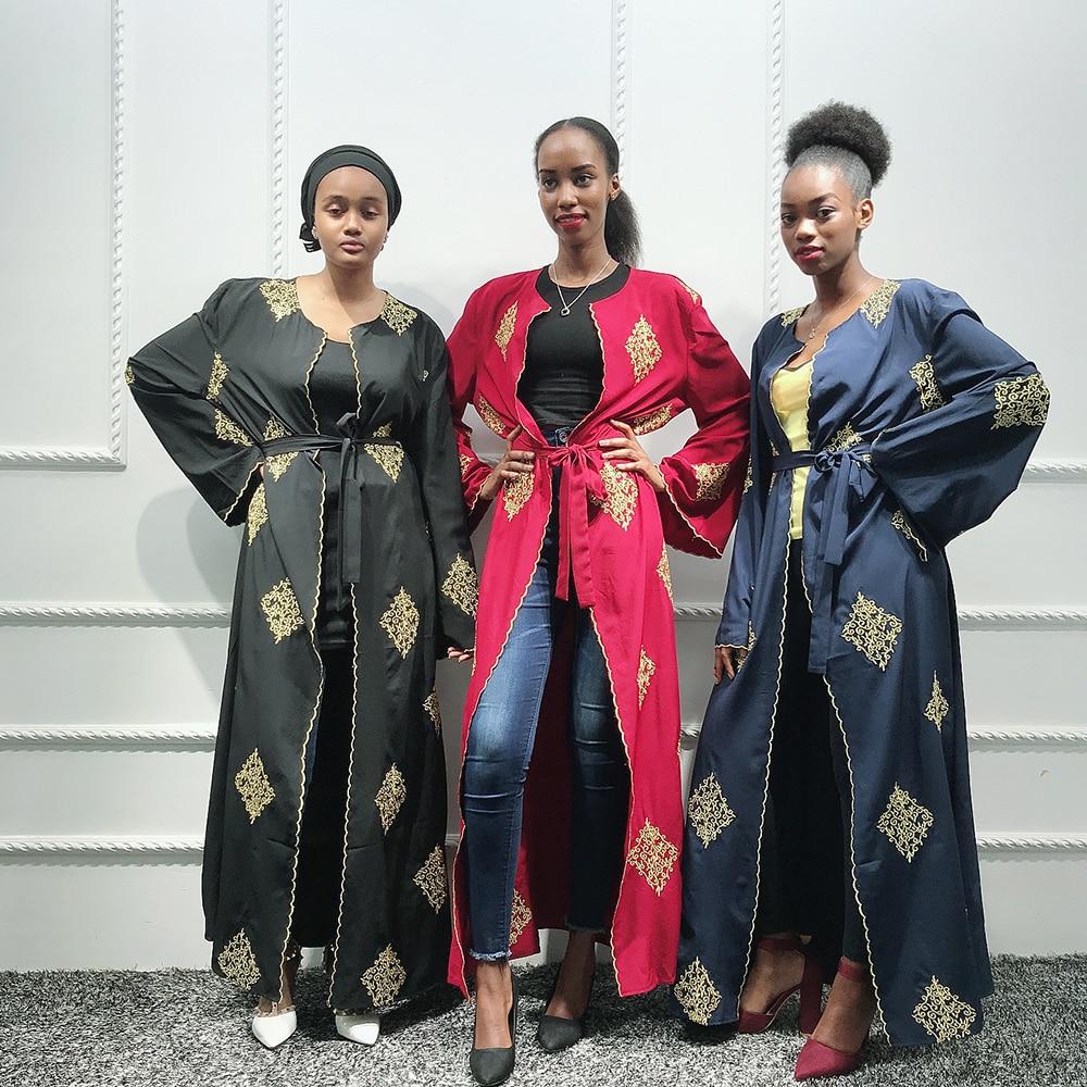 Long African Evening Dresses Clothes Elbise South Africa Women Night Party Dress Cardigan Ankara Dashiki Robe Vestidos De Fiesta