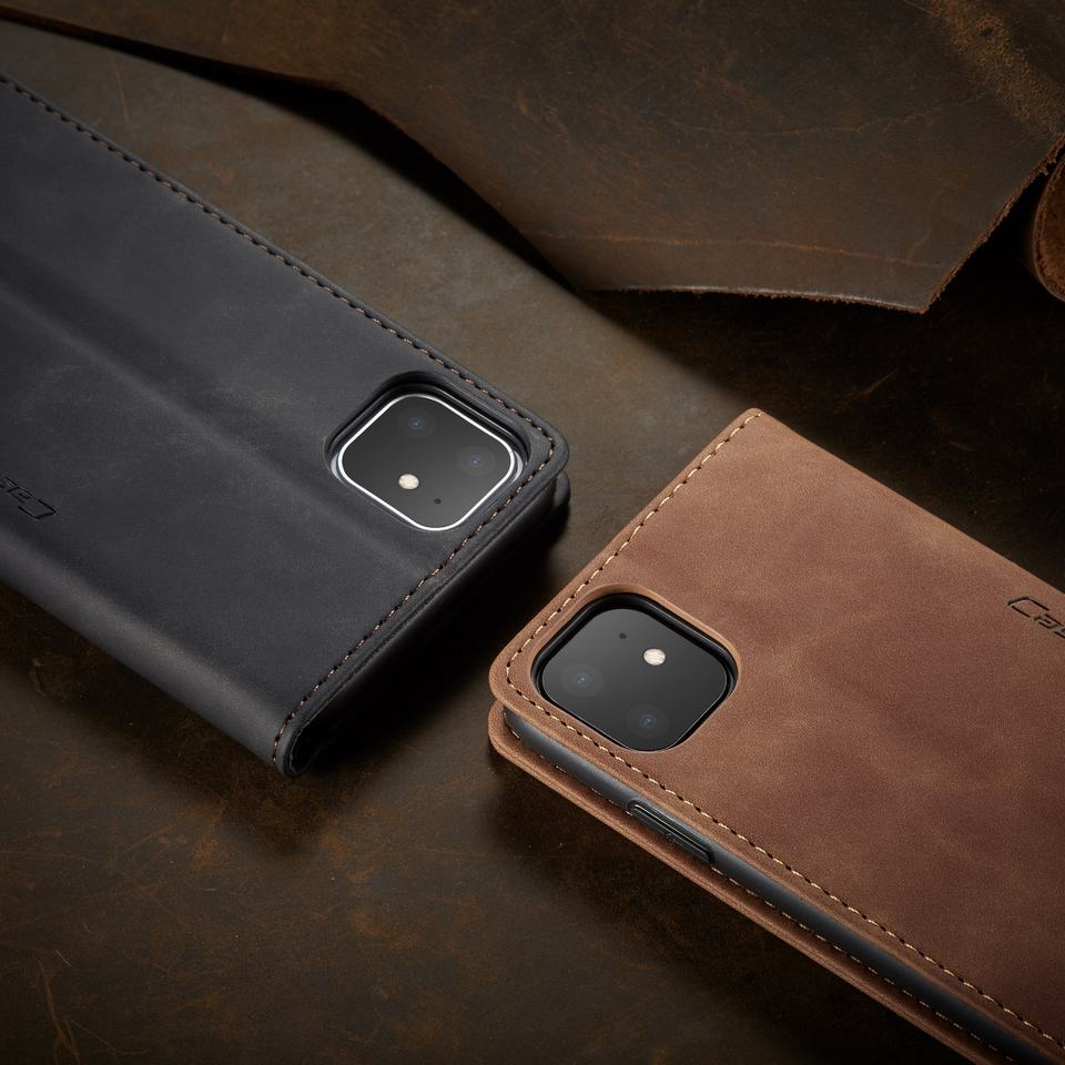 Leather Case for iPhone 11/11 Pro/11 Pro Max 9