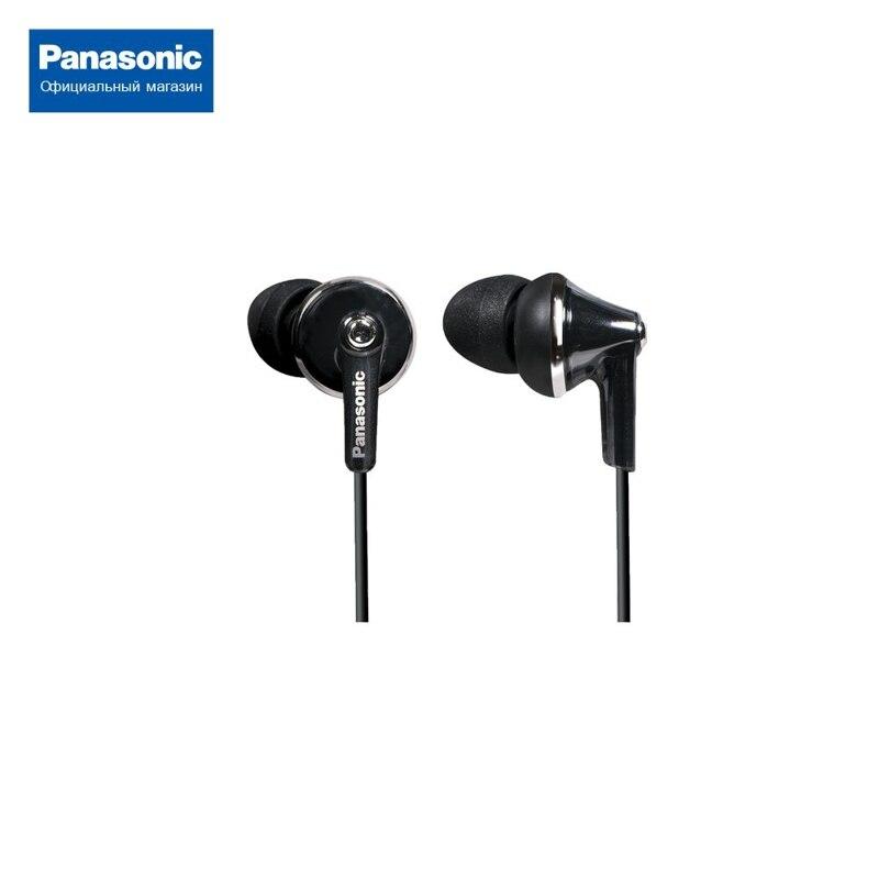 In-ear headphones Panasonic RP-HJE190E-K все цены