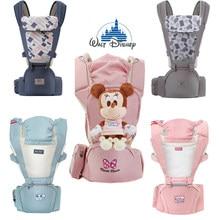 Disney-portabebés ergonómico, canguro, cintura ajustable, portabebés, eslinga de viaje, accesorios para bebés de 0 a 36 meses, 2020