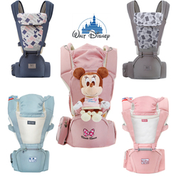 Disney Ergonomic Baby Carrier Kangaroo Adjustable Waist Baby Wrap Carrier Babies Sling Travel 0-36 Months Baby Accessories 2020