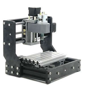 180*100mm Table Mini Laser Engraver CNC Wood Router Engraving machine V3.4 GRBL 1.1f Control board CNC1810 DIY Cutting Printer(China)