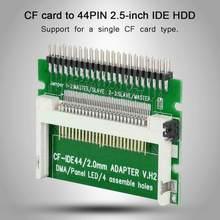 Cf compacto cartão de memória flash para computador portátil 2.5