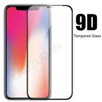 Protección de vidrio templado para iPhone 11 12 Pro Max vidrio iPhone XR X XS X 7 7 6s Plus 12 Mini 5s SE 2020 Protector de pantalla de cristal