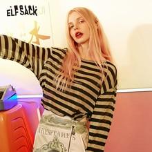 חולצות Streetwear קוריאה ELFSACK