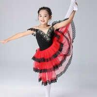 Ballett kleid mädchen ballett kostüme für mädchen ballett tanzen kleid ballerina kleid kinder