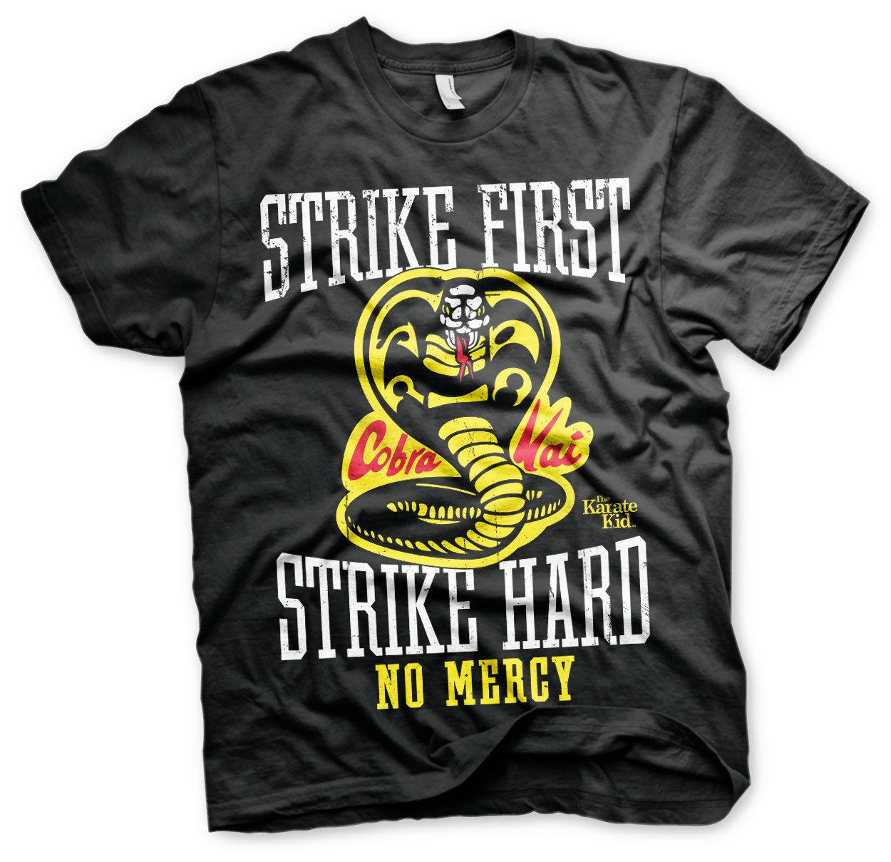 Karate Kid Cobra-Kai Keine Barmherzigkeit Homme T-SHIRT S-3XL Tailles