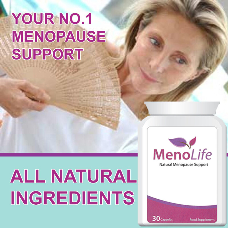 DON'T LET IT RUIN YOUR DAY OR NIGHT! MENOPAUSE TABLET STOP NIGHT SWEATS HOT FLUSHES RELIEF