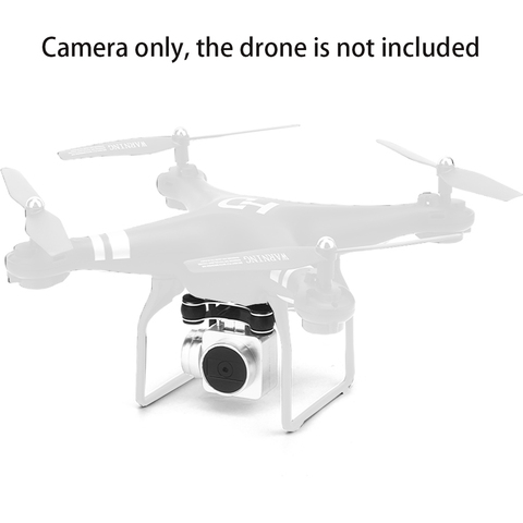 2MP Shockproof WIFI Camera Viewing Live Video Helicopter Accessories RC Quadcopter Wide Angle Real Time Lens For SH5HD FPV Drone Pakistan