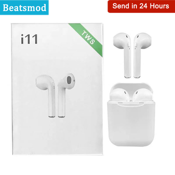 i11 TWS Bluetooth 5.0 Wireless Earphones Earpieces mini Earbuds i7s With Mic For iPhone 11 X 7 8 Samsung S6 S8 Xiaomi Huawei LG