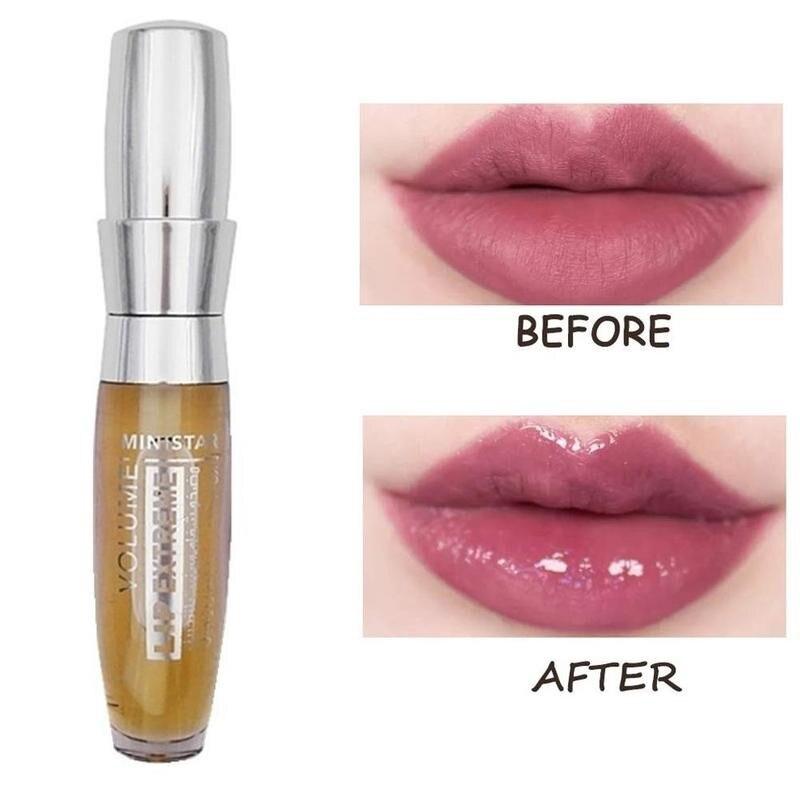 Lip Plumper Plumping Gloss Oil Device Tool Labios Aumento Extreme Volumizer Plump Fuller Bigger Pulp Lips Enhancer Maximizer