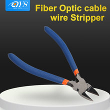 Прецизионные кусачки для волоконно оптического кабеля ftth плоскогубцы