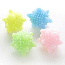 Household Cleaning Magic Laundry BallWashing Machine Clothes Softener Starfish Shape Solid Ball Clothing Wash