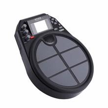 Eno Ert-01 Профессиональный портативный электронный барабан с подставкой держатель кронштейн педали на выбор