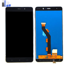 "Original For 5.7"" Xiaomi 5S Plus MI 5S Plus Mi5S Plus LCD Screen Display+Touch Panel Digitizer With Frame For Xiaomi Mi 5(China)"