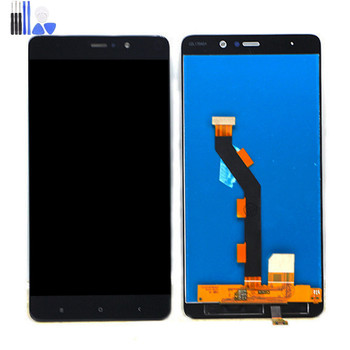 "Original For 5.7"" Xiaomi 5S Plus MI 5S Plus Mi5S Plus LCD Screen Display+Touch Panel Digitizer With Frame For Xiaomi Mi 5"