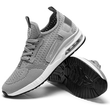 TOSJC Hot Sale Four Seasons Running Shoes Men Lace -Up Athletic Trainers Zapatillas Sports Outdoor Walking Sneaker hot sale four seasons running shoes men lace up athletic trainers zapatillas sports male outdoor walking large size sneakers