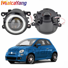 2x רכב אביזרי LED קדמי ערפל אור מלאך עין H11 עבור מיצובישי פאג רו ספורט 2002 עבור מיצובישי Colt CZC להמרה (RG)