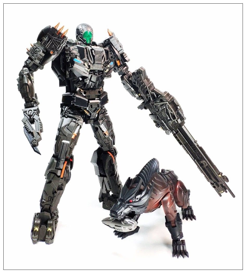 New <font><b>Transformation</b></font> BSL <font><b>toys</b></font> BSL-01 Peru Kill Movie <font><b>4</b></font> Lockdown Action figure <font><b>toy</b></font> image