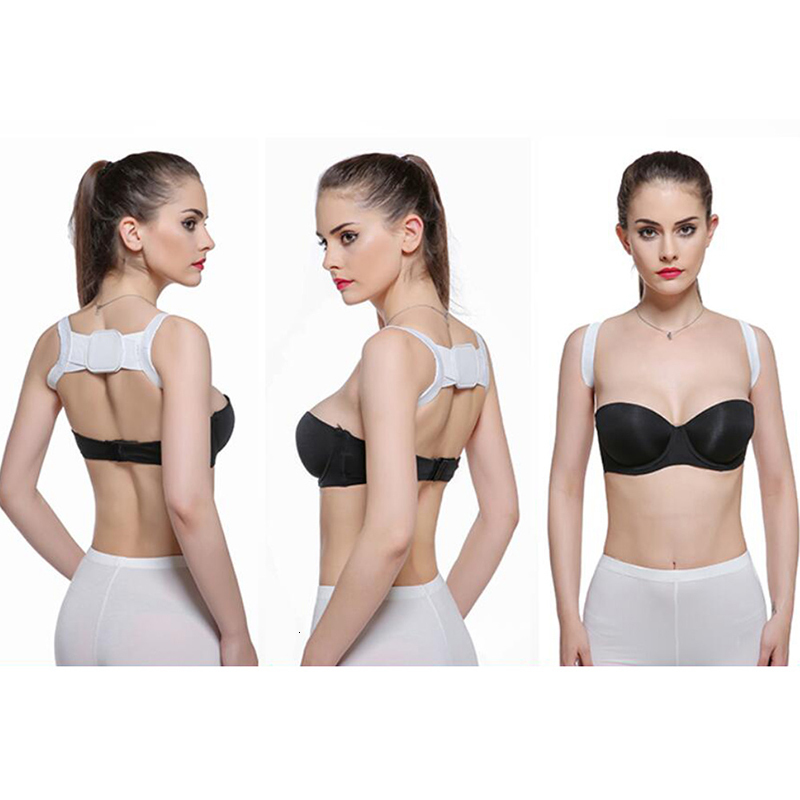Lightweight Posture Corrector Belt with Adjustable Belt for Women Body Shaping Suitable for Adult and Children to Support and Straighten Shoulder and Back 13