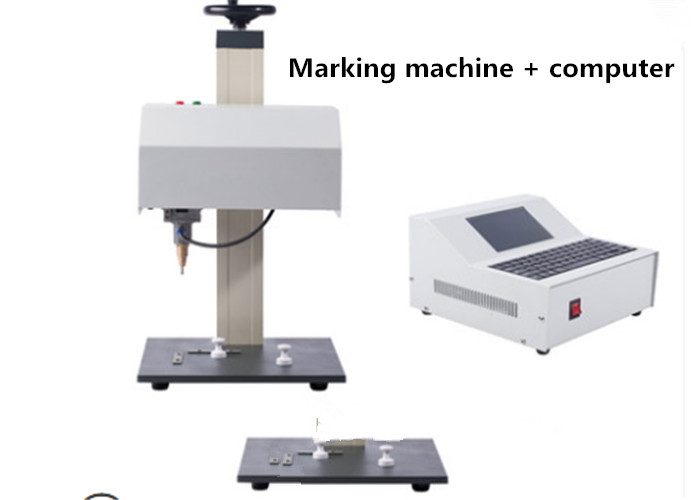 Portable Dot Peen Marking Machine With Adjustable Pneumatic For VIN Code