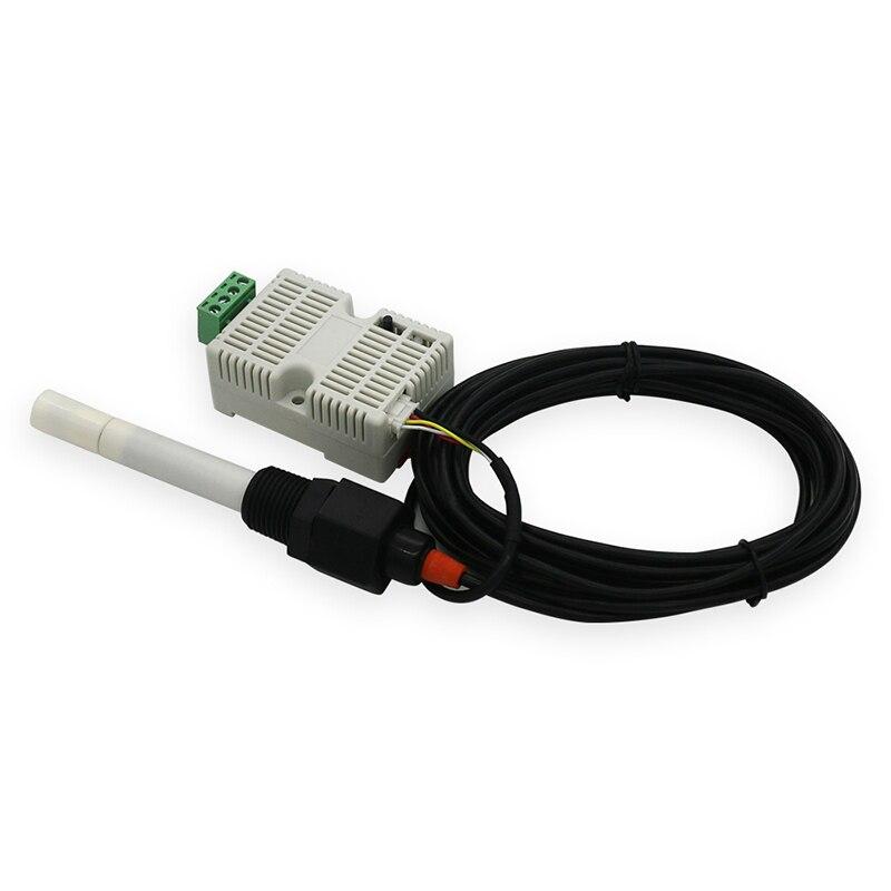 Module EC 4-20ma Modbus 485 conductivité EC/TDS capteur 12-24V alimentation 485 eau de mer EC transmetteur capteur TDS