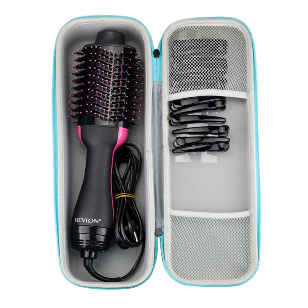 New EVA Hard Portable Carrying Protect Pouch Protect Cover Case for Revlon One-Step Hair Dryer & Volumizer& Styler 2